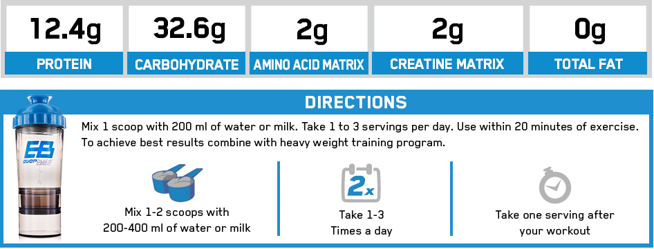 anabolic switch creatine side effects